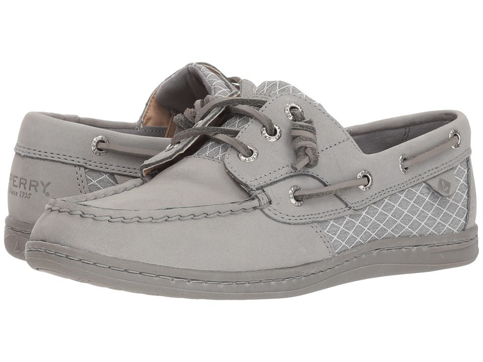 Sperry Songfish Flooded (Grey) Slip-On Shoes