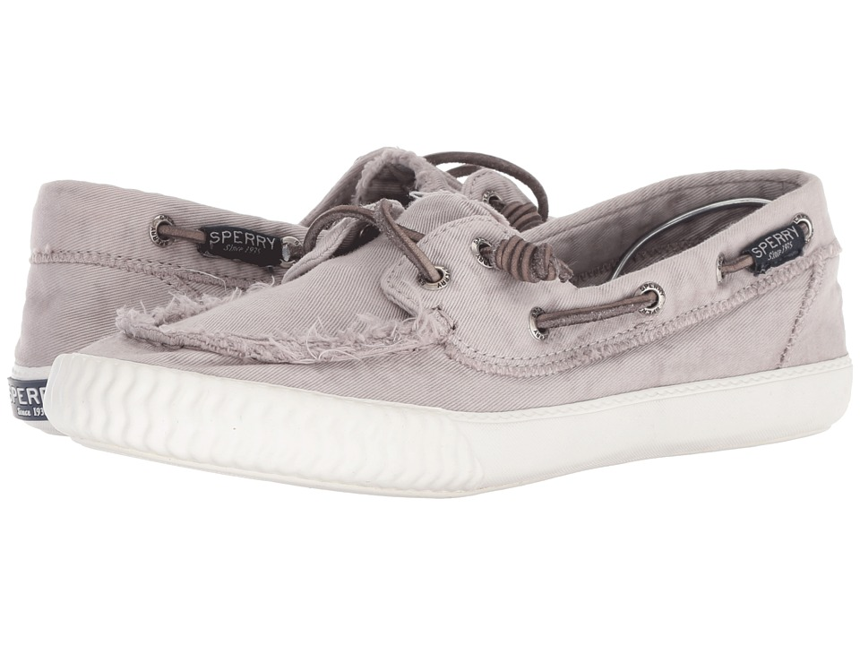 Sperry Sayel Away Washed (Dusty Purple) Women's Moccasins