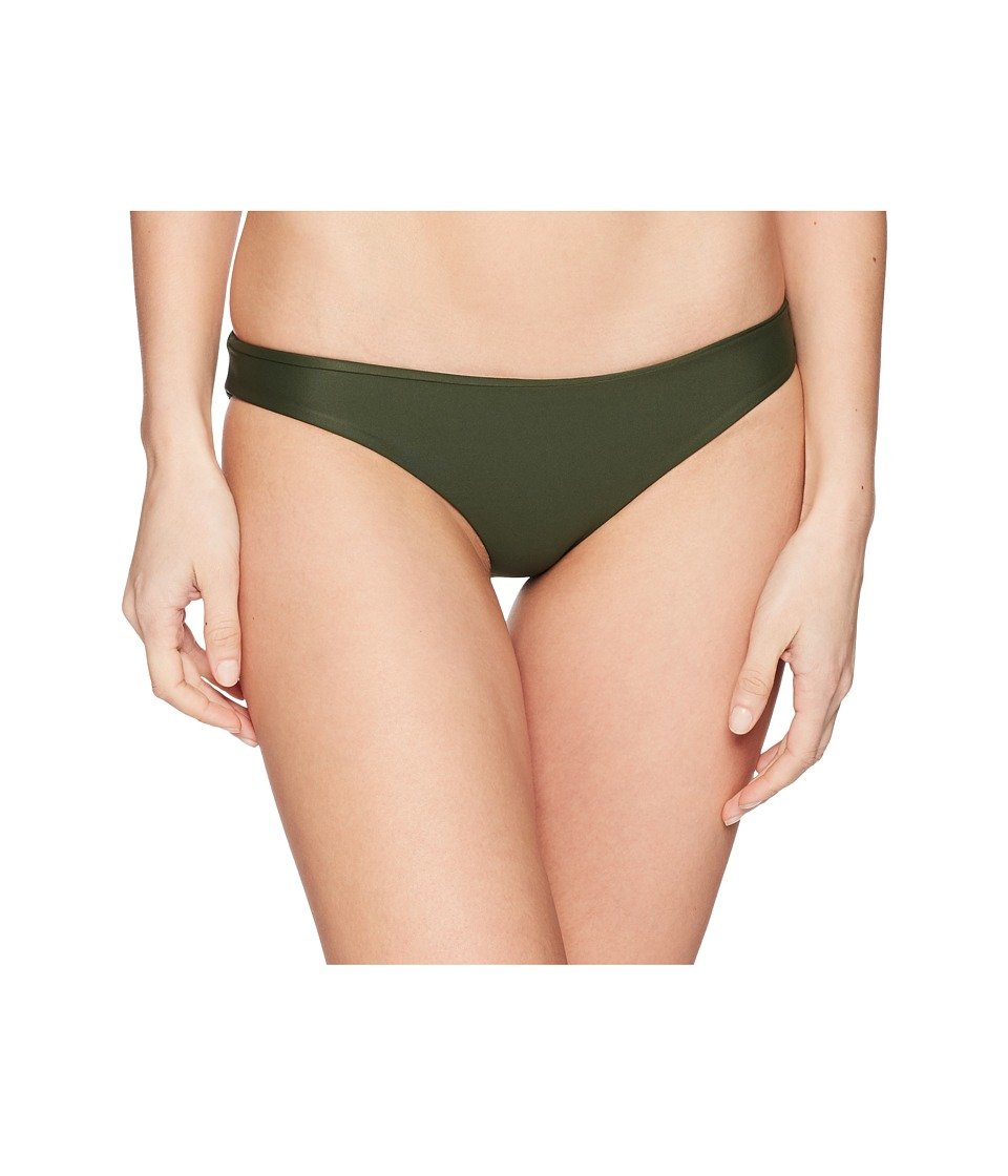 MIKOH SWIMWEAR - Zuma Bottom (Jungle) Womens Swimwear