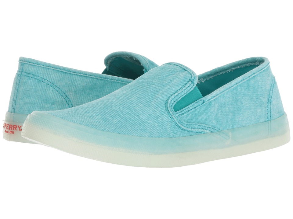 Sperry Seaside Drink (Turquoise) Slip-On Shoes