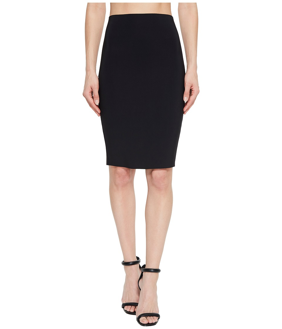 Commando - Bonded Perfect Pencil Skirt SK02 (Black) Womens Skirt
