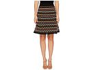 M Missoni Zigzag Relief Skirt