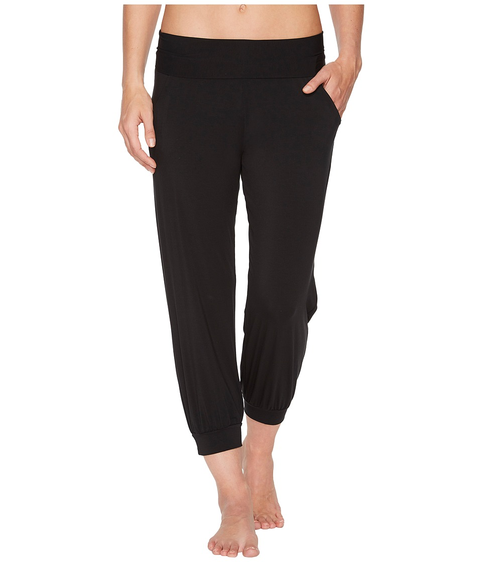 Commando - Butter High-Rise Capri Jogger SL155 (Midnight) Womens Capri