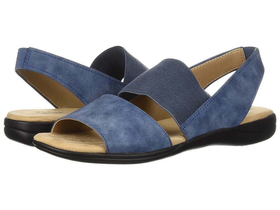 LifeStride Easily (Blue Lagoon) Women's Shoes