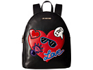 LOVE Moschino Patches Backpack