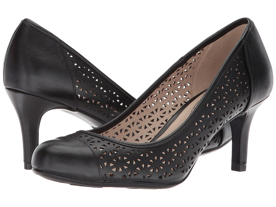 LifeStride Lively 2 (Black) Women's Shoes