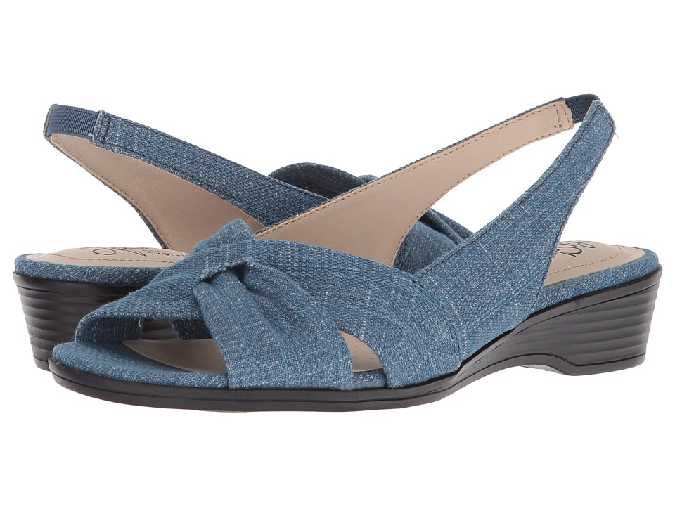 LifeStride - Mimosa 2 (Classic Blue) Womens  Shoes