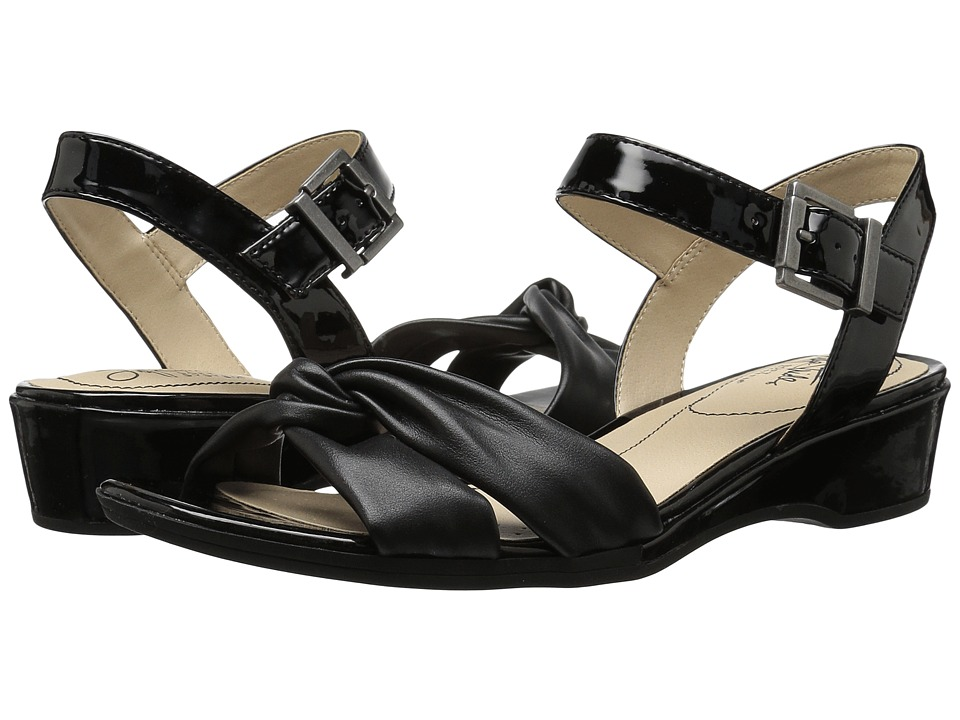 LifeStride Monaco (Black) Women's Shoes