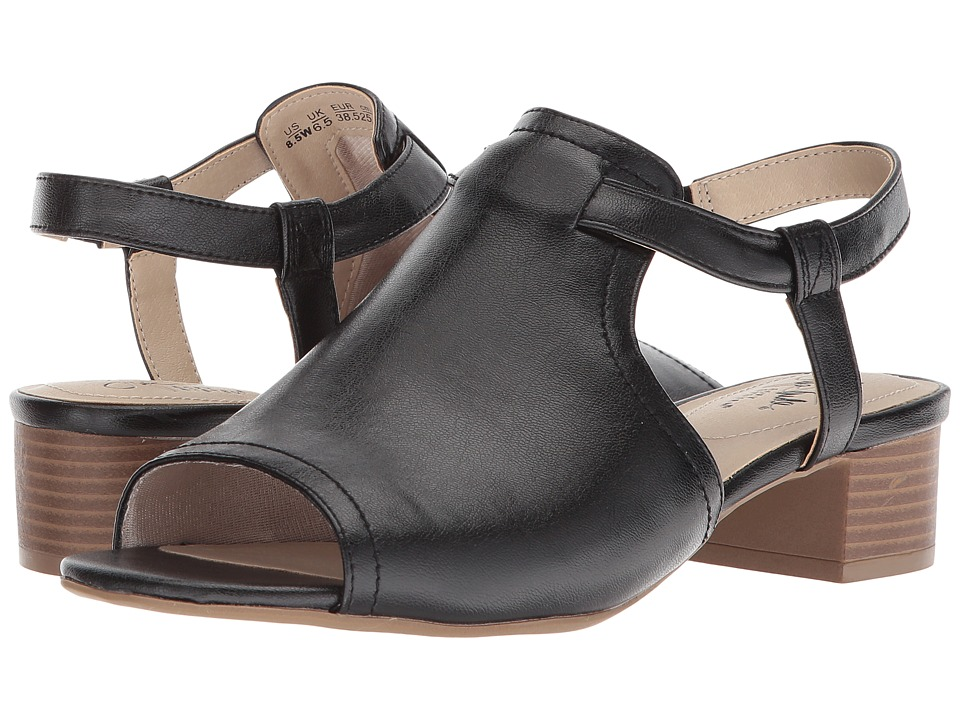 LifeStride Mona (Black) Women's Shoes