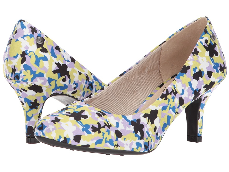 LifeStride - Parigi (Retro Flower Exclusive) High Heels