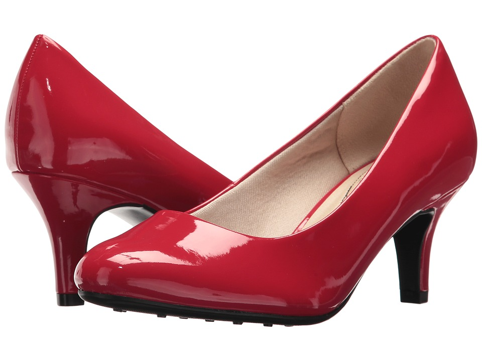 LifeStride Parigi (Fire Red) High Heels