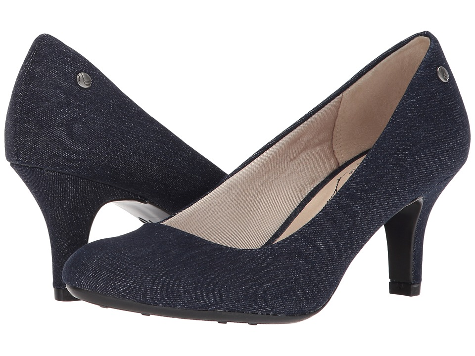 LifeStride Parigi (Dark Denim) High Heels