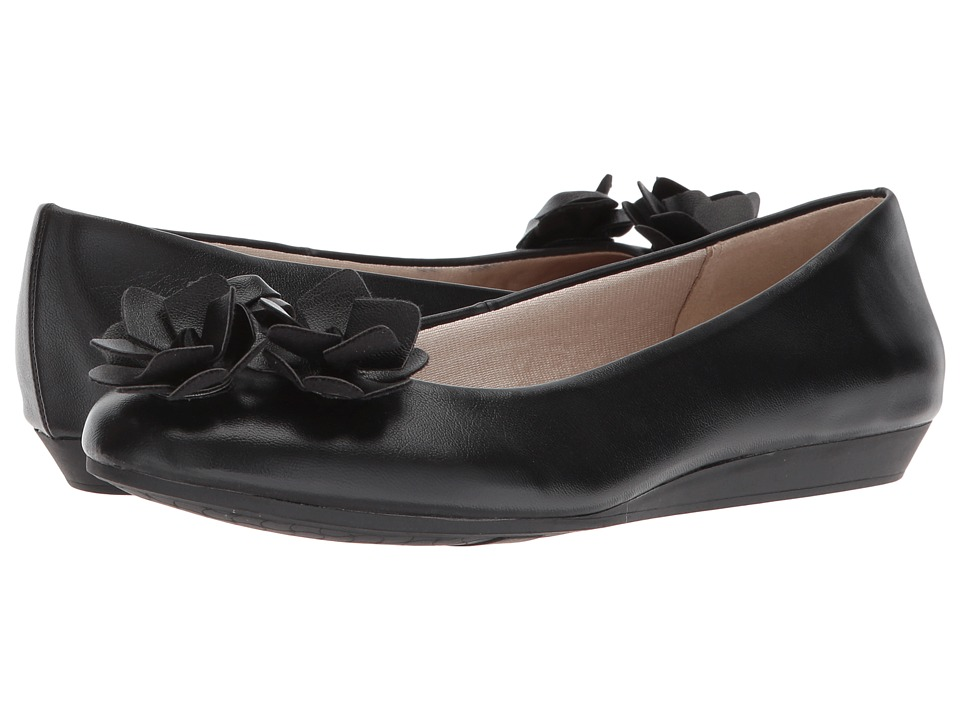 LifeStride Patina (Black) Women's Shoes