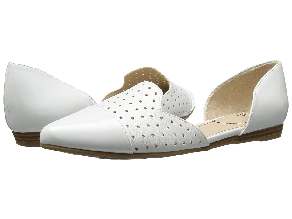 LifeStride Quiz (White) Women's Shoes
