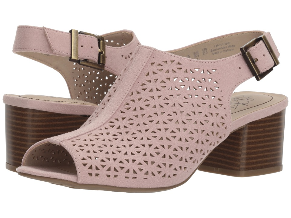 LifeStride Relay 2 (Pale Pink) Women's Shoes