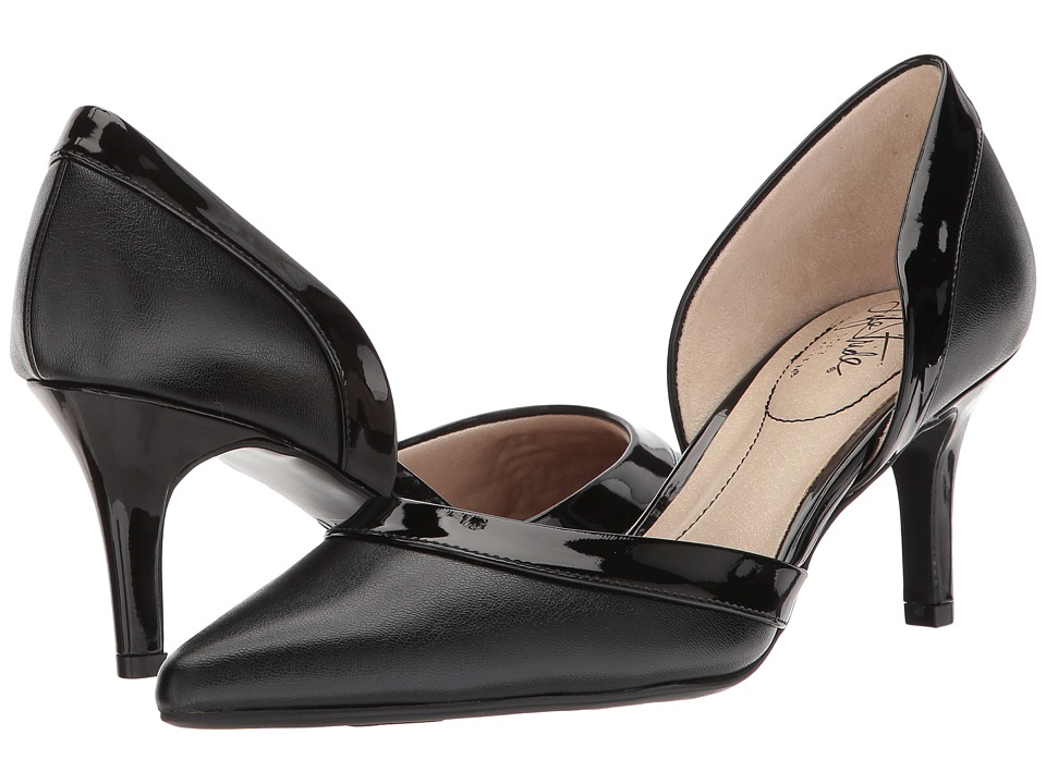LifeStride Saldana (Black) Women's Shoes