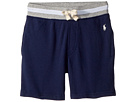 Polo Ralph Lauren Kids Cotton Spa Terry Pull-On Shorts (Toddler)