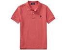 Polo Ralph Lauren Kids Cotton Mesh Polo Shirt (Little Kids/Big Kids)