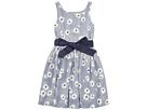 Polo Ralph Lauren Kids Floral Fit Flare Dress (Little Kids)