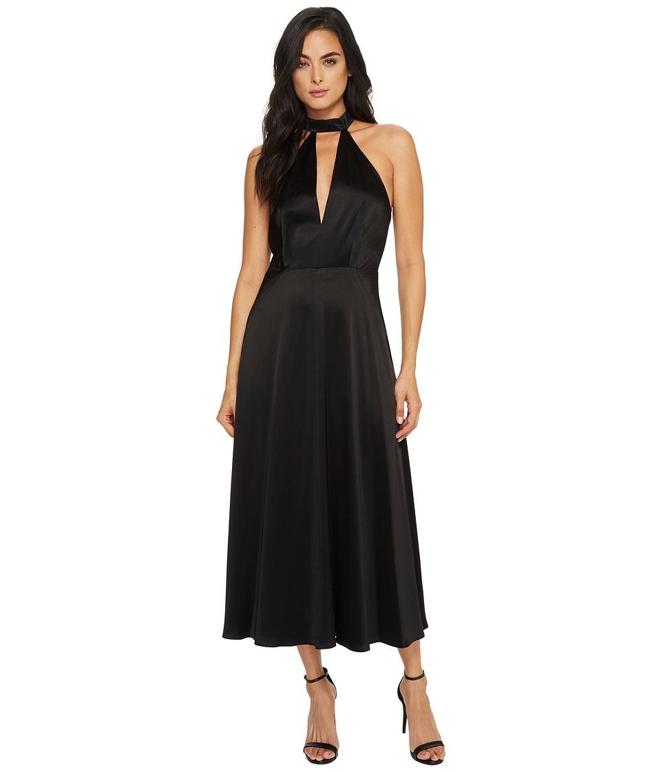 JILL JILL STUART - Ankle Length Dog Collar Dress