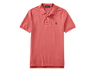 Polo Ralph Lauren Kids Cotton Mesh Polo Shirt (Big Kids)