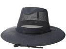 San Diego Hat Company Mesh Safari Hat w/ Chin Cord