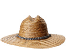 San Diego Hat Company Kwai Braided Straw Lifeguard