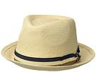 San Diego Hat Company Toyo Fedora w/ Stripe Bow