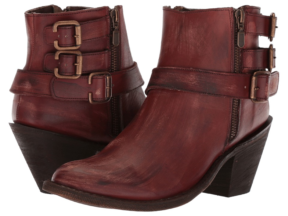 Dingo Ruby (Red) Cowboy Boots