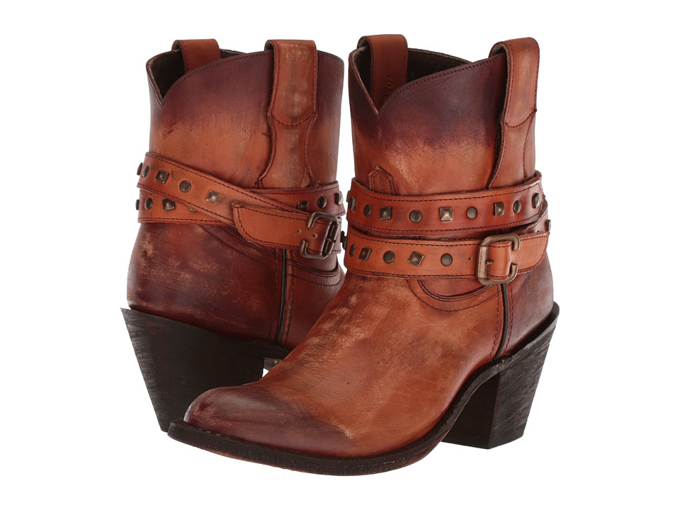 Dingo Trixie (Brown) Cowboy Boots