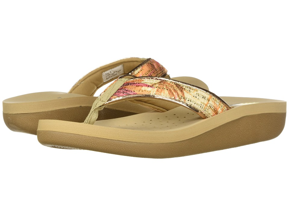VOLATILE - Catano (Natural/Multi) Womens Sandals