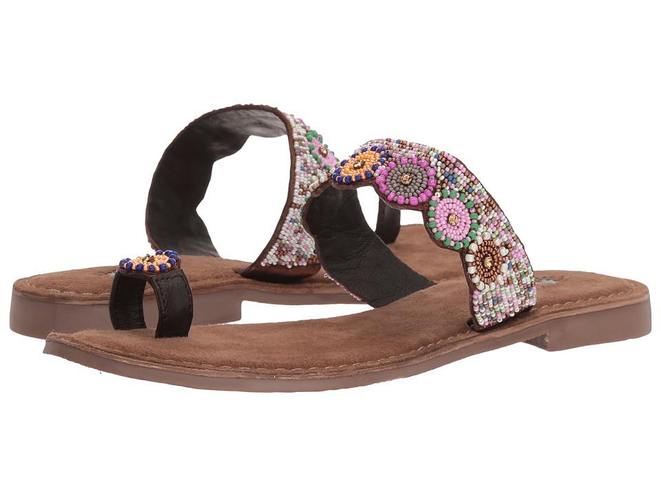 VOLATILE - Astrid (Orange/Multi) Womens Sandals