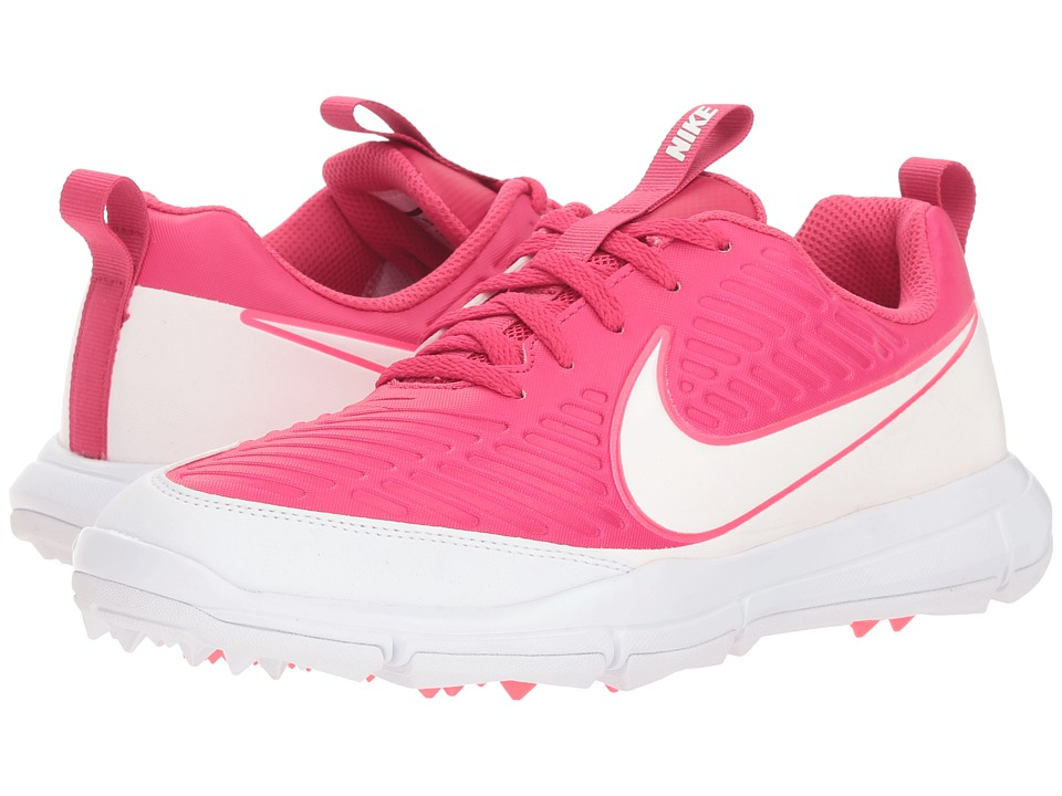 Nike Golf Explorer 2 (Rush Pink/White/Racer Pink) Women's Shoes