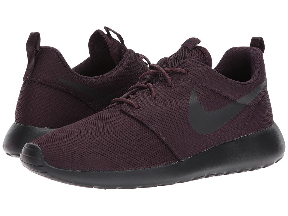 Nike Roshe One (Port Wine/Black/Black) Men's Classic Shoes