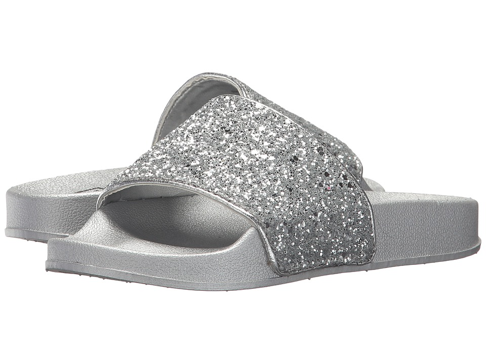 Dolce Vita Kids - Shorty (Little Kid/Big Kid) (Silver Glitter) Girls Shoes