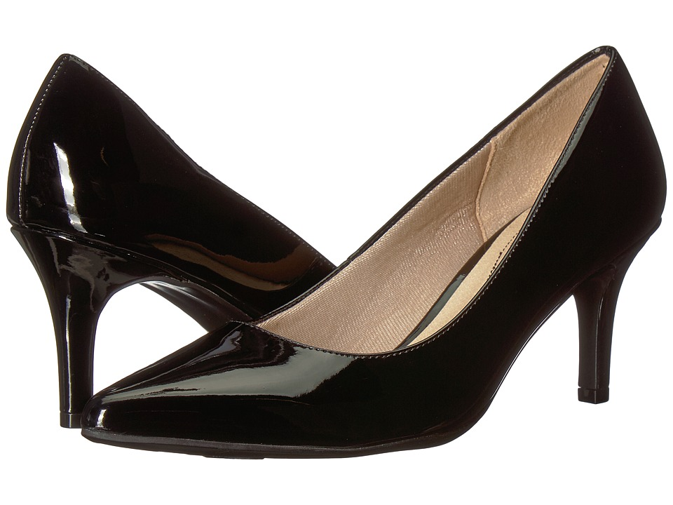 LifeStride Sevyn (Black Patent Exclusive) Women's Shoes