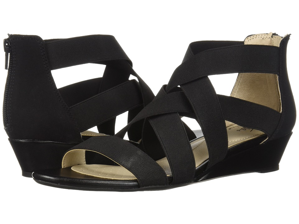 LifeStride Yasemin (Black) Women's Shoes
