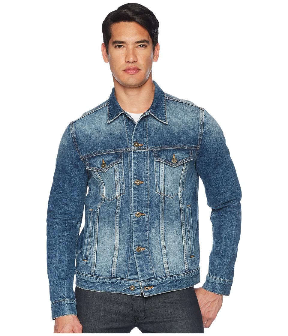 BALDWIN - Whittier Denim Jacket (Triumph) Mens Coat