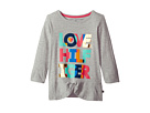 Tommy Hilfiger Kids Love Hilfiger Tee (Big Kids)