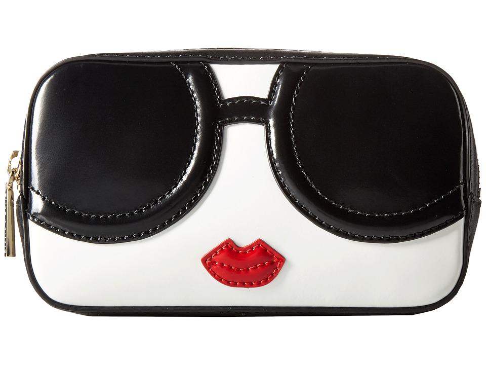 Alice + Olivia - Fanny Stace Face Crossbody (Multi) Cross Body Handbags