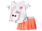 Kate Spade New York Kids Kate Spade New York Kids So Cool Skirt Set (Infant)