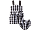 Kate Spade New York Kids Gingham Sundress (Infant)