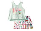 Kate Spade New York Kids Kate Spade New York Kids Summer Treats Skirt Set (Infant)