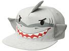 San Diego Hat Company Kids Shark Face Baseball (Little Kids/Big Kids)
