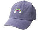 San Diego Hat Company Kids Rainbow Dad Cap (Little Kids/Big Kids)