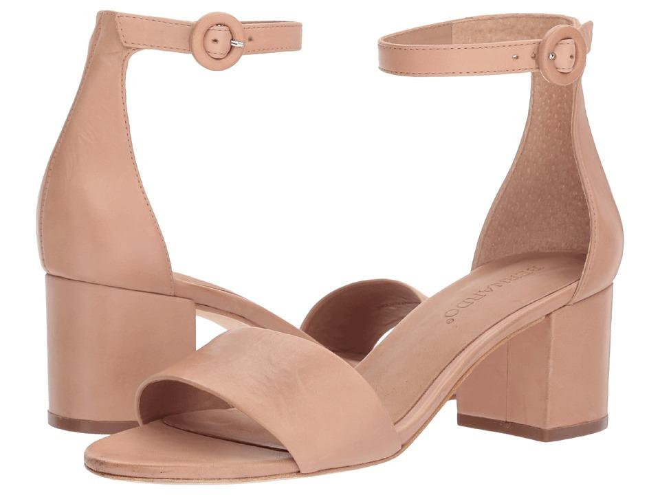Image of Bernardo - Belinda (Blush Nappa Calf) Women's Shoes
