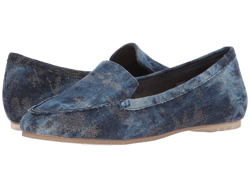 Me Too - Audra (Blue Champagne Denim) Womens  Shoes