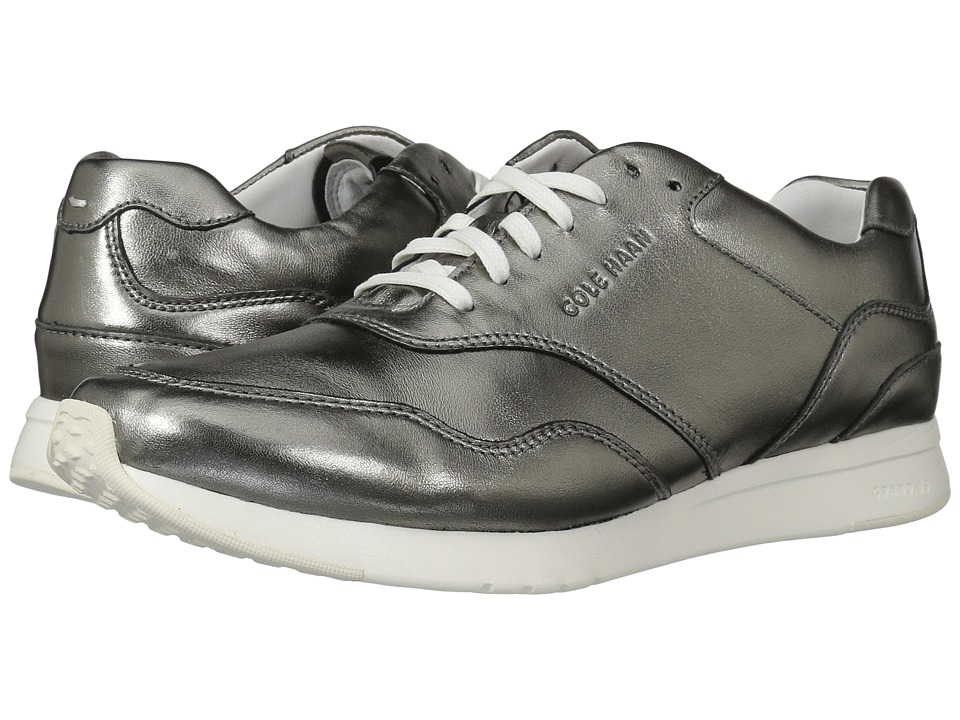 Cole Haan Grandpro Runner (Metallic Gunmetal) Women
