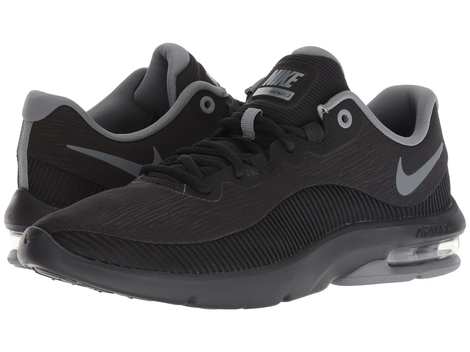 Nike Air Max Advantage 2 (Black/Cool Grey) Women's Running Shoes