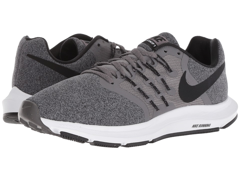 Nike Run Swift (Gunsmoke/Black/White) Women's Running Shoes